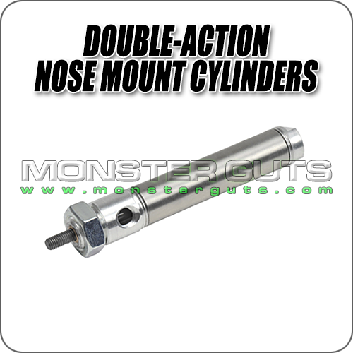 Double-Action Nose Mount Cylinders