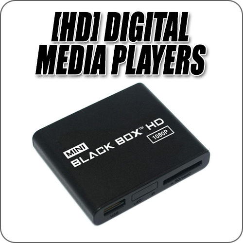 HD Digital Media Players