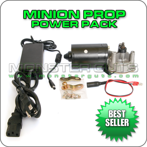 Minion Prop Power Pack