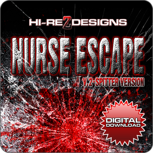 Nurse Escape V.2 - SD - DD