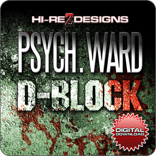 Psych Ward: D-Block - SD - DD