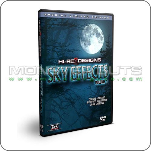 Sky Effects: Volume 1 DVD