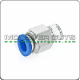 """Male Connector Tube OD 1/4"""" Quick Release Fitting"""