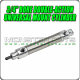 """3/4"""" Bore Double-Action Universal Mount Cylinder"""