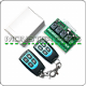 4-Relay / Channel 12VDC Wireless Remote