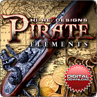 Pirate Elements - HD - DD