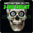 Monster Guts: 3-Axis Skull Kit
