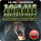 Zombie Containment: Volume 1 - HD - DD