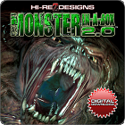 Monster In-A-Box 2.0 - Deluxe Edition HD - DD