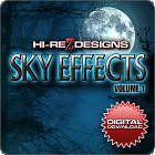 Sky Effects: Volume 1 - HD - DD