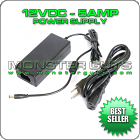 12VDC 5Amp Power Supply