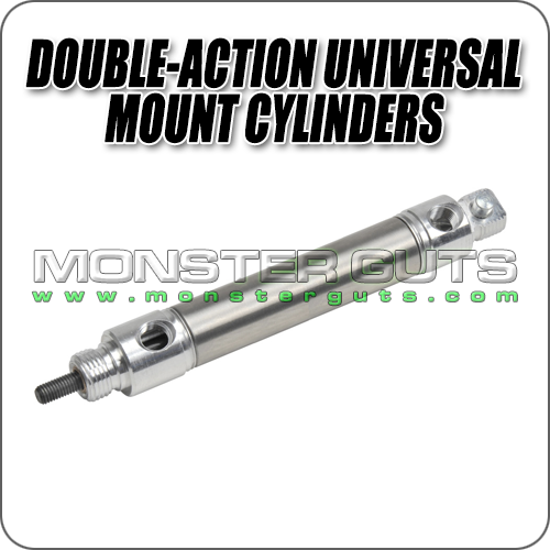 Double-Action Universal Mount Cylinders