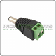 2.1mm x 5.5mm Male Power Jack Adapter