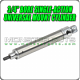 """3/4"""" Bore Single-Action Universal Mount Cylinder"""