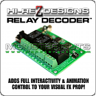 Hi-Rez Relay Decoder