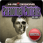 Paranormal Portraits: Volume 1 - HD - DD