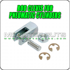 Rod Clevis for Pneumatic Cylinders