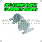 Pivot Mounting Bracket for Pneumatic Cylinders