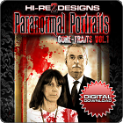 Paranormal Portraits: Gore-Traits - Vol. 1 - HD - DD