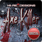 Axe Killer V.2 - SD - DD