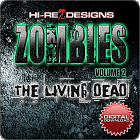 Zombies: Vol. 2 - The Living Dead HD - DD