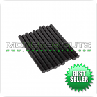 "Black Colored 4"" Glue Sticks - 10 Pack"