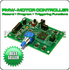 PMW Pulse Motor Controller + Recorder