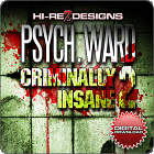 Psych Ward: Criminally Insane: Vol. 2 - HD - DD